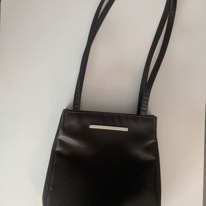 Nine West shoulder bag Dark Brown